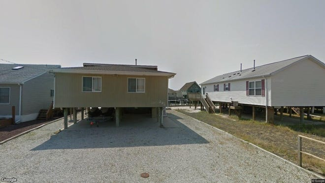This Google Street View image shows the approximate location of 226 Heron Road in Tuckerton. The property at this address changed hands in July 2019, when new owners bought the property for $325,000.