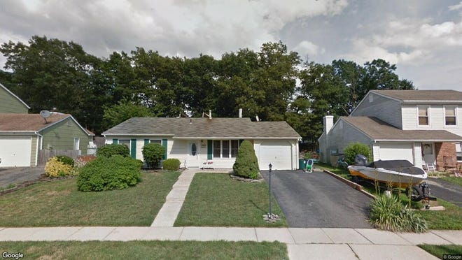 This Google Street View image shows the approximate location of 20 Windward Drive in Barnegat. The property at this address changed hands in July 2019, when new owner bought the property for $189,900.