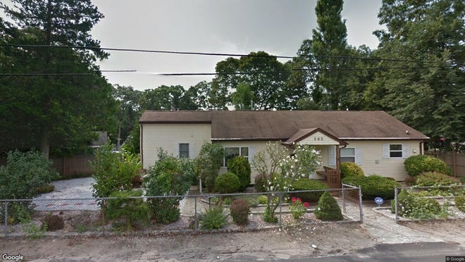 This Google Street View image shows the approximate location of 145 Breton Road in Brick. The property at this address changed hands in June 2019, when new owner bought the property for $210,000.