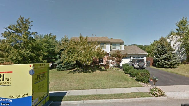 This Google Street View image shows the approximate location of 623 Meadow Run in Brick. The property at this address changed hands in July 2019, when new owner bought the property for $405,000.