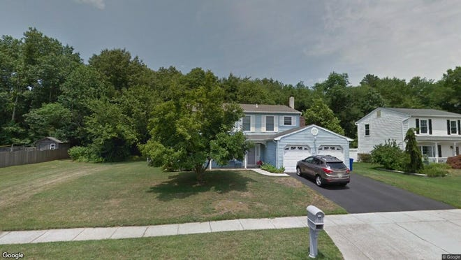 This Google Street View image shows the approximate location of 512 Buxton Road in Toms River. The property at this address changed hands in July 2019, when new owner bought the property for $385,000.