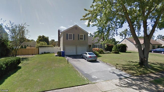 This Google Street View image shows the approximate location of 1093 Westlake Drive in Toms River. The property at this address changed hands in July 2019, when new owners bought the property for $310,000.