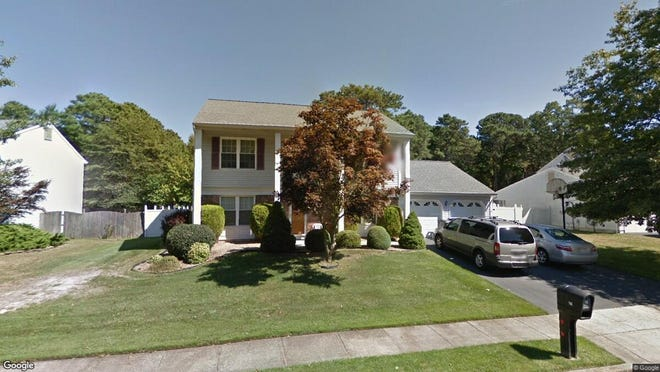 This Google Street View image shows the approximate location of 76 Oak Glen Road in Toms River. The property at this address changed hands in July 2019, when new owners bought the property for $346,000.