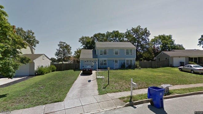 This Google Street View image shows the approximate location of 1153 Laurel Drive in Toms River. The property at this address changed hands in July 2019, when new owners bought the property for $301,342.