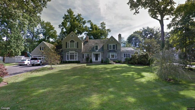 This Google Street View image shows the approximate location of 20 Park Lane (Aka 6 Park) in Madison. The property at this address changed hands in June 2019, when new owners bought the property for $1,715,000.