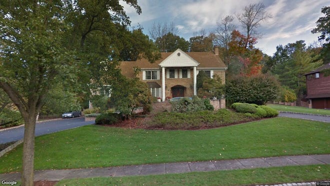 This Google Street View image shows the approximate location of 14 Garrity Terrace in Montville. The property at this address changed hands in June 2019, when new owners bought the property for $775,000.