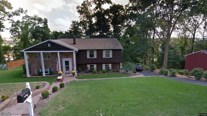 This Google Street View image shows the approximate location of 107 Sun Valley Way in Morris Plains. The property at this address changed hands in July 2019, when new owners bought the property for $515,000.