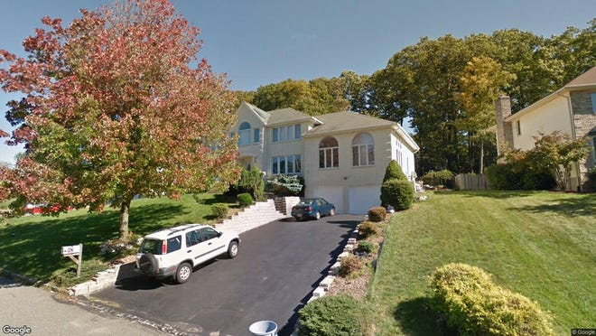 This Google Street View image shows the approximate location of 38 Battleridge Road in Parsippany-Troy Hills. The property at this address changed hands in June 2019, when new owners bought the property for $735,000.
