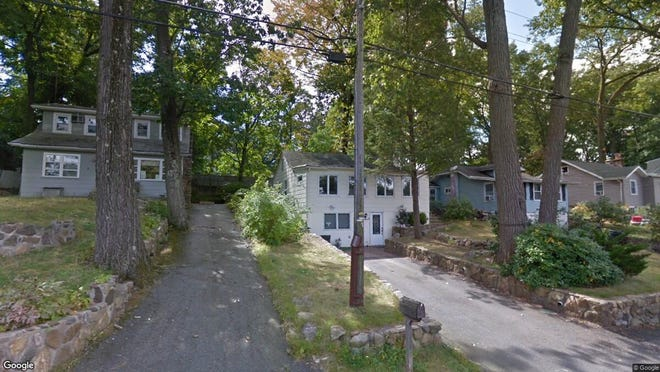 This Google Street View image shows the approximate location of 125 Rainbow Trl in Parsippany-Troy Hills. The property at this address changed hands in July 2019, when new owners bought the property for $355,000.