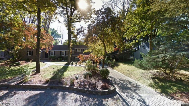This Google Street View image shows the approximate location of 33 Moraine Road in Parsippany-Troy Hills. The property at this address changed hands in July 2019, when new owner bought the property for $525,000.