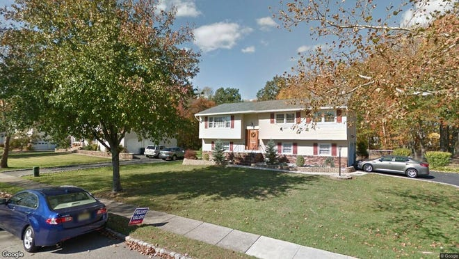 This Google Street View image shows the approximate location of 2 Larkspur Drive in Parsippany-Troy Hills. The property at this address changed hands in June 2019, when new owners bought the property for $557,000.