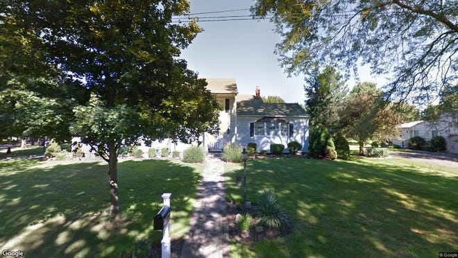 This Google Street View image shows the approximate location of 8 Citroen Way in Parsippany-Troy Hills. The property at this address changed hands in June 2019, when new owners bought the property for $580,000.