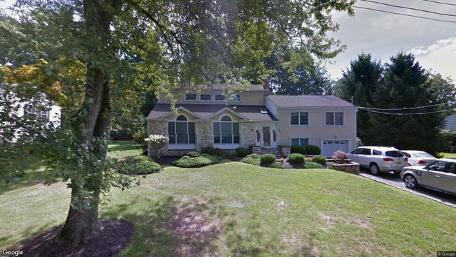 This Google Street View image shows the approximate location of 10 Northern Ave. in Florham Park. The property at this address changed hands in July 2019, when new owners bought the property for $687,500.