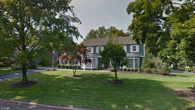 This Google Street View image shows the approximate location of 16 Village Road in Florham Park. The property at this address changed hands in July 2019, when new owner bought the property for $849,000.