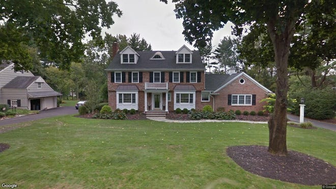 This Google Street View image shows the approximate location of 88 May Drive in Chatham Township. The property at this address changed hands in July 2019, when new owners bought the property for $1,400,000.