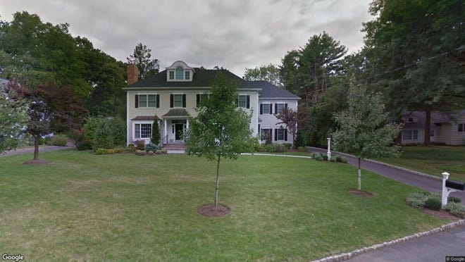This Google Street View image shows the approximate location of 61 Rolling Hill Drive in Chatham Township. The property at this address changed hands in May 2019, when new owners bought the property for $2,499,000.