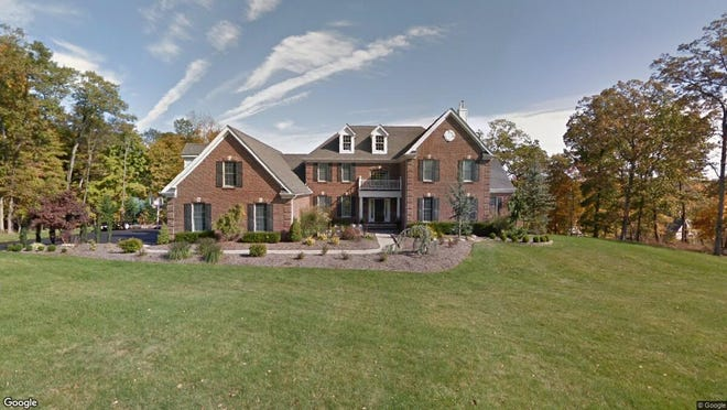 This Google Street View image shows the approximate location of 208 S. Glen Road in Kinnelon. The property at this address changed hands in July 2019, when new owners bought the property for $990,000.