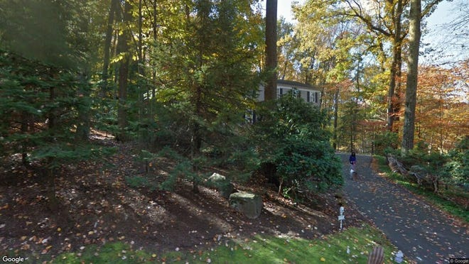 This Google Street View image shows the approximate location of 11 Rolling Ridge Road in Randolph. The property at this address changed hands in June 2019, when new owners bought the property for $599,900.