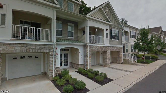 This Google Street View image shows the approximate location of 707 Brook Hollow Drive in Hanover. The property at this address changed hands in July 2019, when new owners bought the property for $345,000.