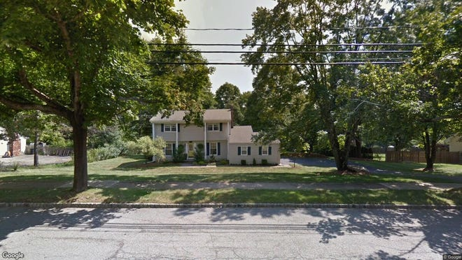 This Google Street View image shows the approximate location of 217 Mooney Road in Roxbury. The property at this address changed hands in August 2019, when new owners bought the property for $424,000.