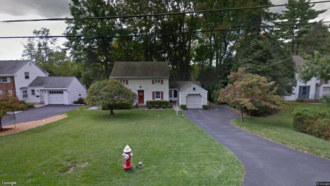 This Google Street View image shows the approximate location of 32 Sylvan Drive in Morris Plains. The property at this address changed hands in June 2019, when new owners bought the property for $531,000.