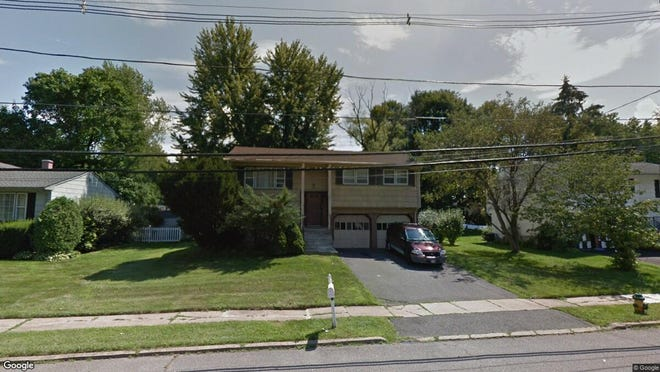 This Google Street View image shows the approximate location of 20 Deerfield Place in Mount Olive. The property at this address changed hands in August 2019, when new owners bought the property for $320,000.