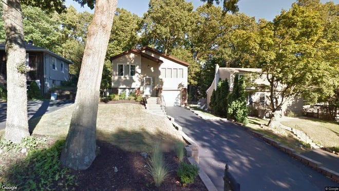 This Google Street View image shows the approximate location of 584 Dell Road in Roxbury. The property at this address changed hands in August 2019, when new owners bought the property for $289,000.