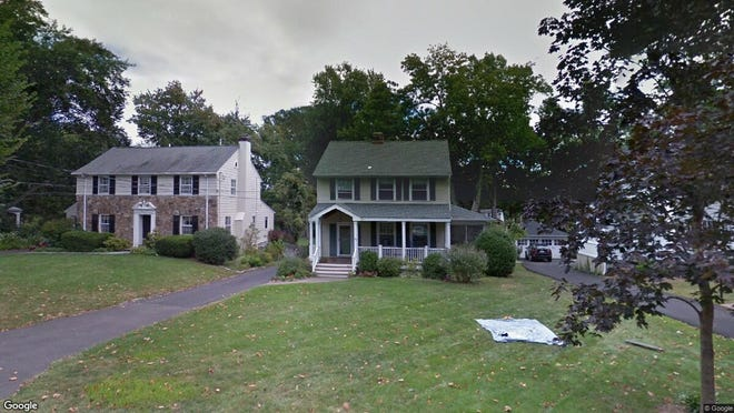 This Google Street View image shows the approximate location of 38 Elmwood Ave. in Chatham Borough. The property at this address changed hands in August 2019, when new owners bought the property for $999,000.