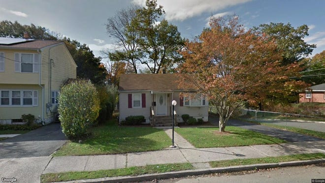 This Google Street View image shows the approximate location of 14 Hillside Ave. in Dover Town. The property at this address changed hands in August 2019, when new owners bought the property for $150,000.