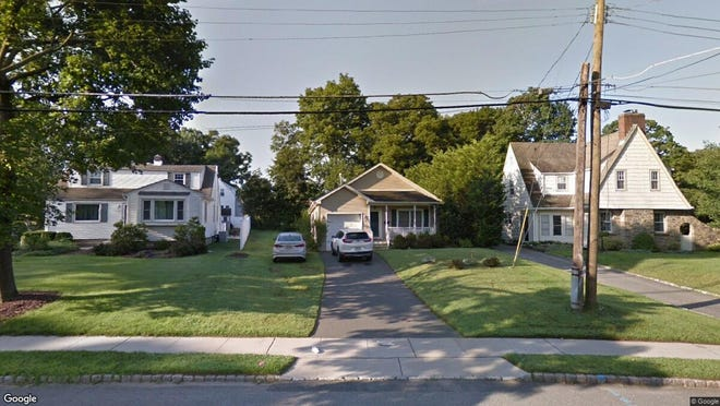 This Google Street View image shows the approximate location of 38 Central Ave. in Morris Plains. The property at this address changed hands in July 2019, when new owner bought the property for $395,000.