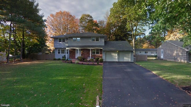 This Google Street View image shows the approximate location of 108 Brooklawn Drive in Parsippany-Troy Hills. The property at this address changed hands in August 2019, when new owners bought the property for $552,000.