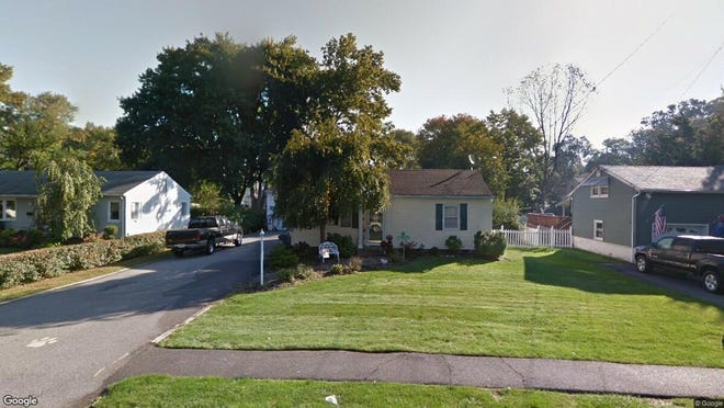 This Google Street View image shows the approximate location of 20 Blvd. in Pequannock. The property at this address changed hands in August 2019, when new owners bought the property for $365,750.