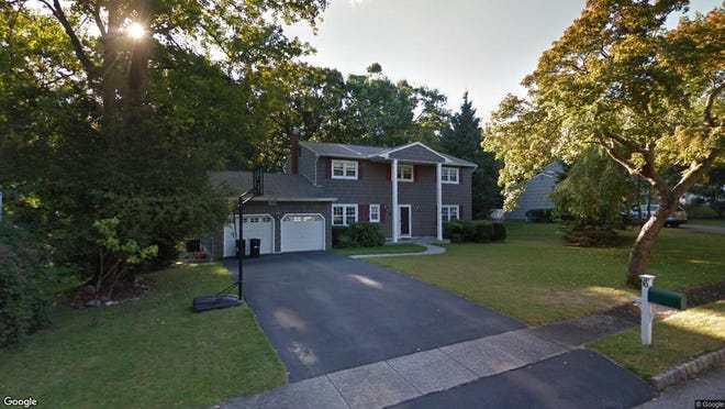 This Google Street View image shows the approximate location of 6 Crawford Road in Parsippany-Troy Hills. The property at this address changed hands in August 2019, when new owners bought the property for $525,000.