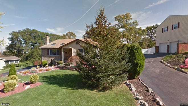This Google Street View image shows the approximate location of 9 Mc Kinley Drive in Kinnelon. The property at this address changed hands in August 2019, when new owners bought the property for $490,000.
