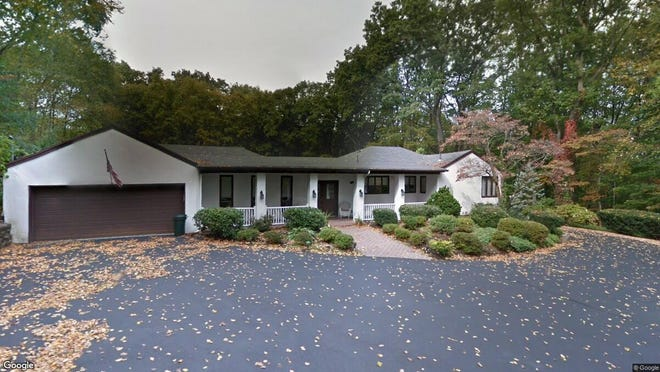 This Google Street View image shows the approximate location of 8 Birch Road in Kinnelon. The property at this address changed hands in August 2019, when new owner bought the property for $524,900.