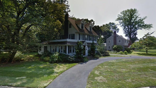 This Google Street View image shows the approximate location of 11 Park Way in Morris Plains. The property at this address changed hands in September 2019, when new owners bought the property for $540,000.