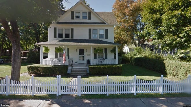 This Google Street View image shows the approximate location of 22 Keenan Place in Morris Plains. The property at this address changed hands in September 2019, when new owner bought the property for $450,000.