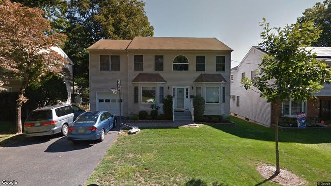 This Google Street View image shows the approximate location of 120 Farmingdale Drive in Parsippany-Troy Hills. The property at this address changed hands in August 2019, when new owners bought the property for $537,000.