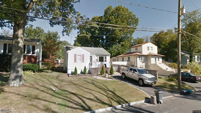 This Google Street View image shows the approximate location of 34 Centerton Drive in Parsippany-Troy Hills. The property at this address changed hands in July 2019, when new owners bought the property for $299,000.
