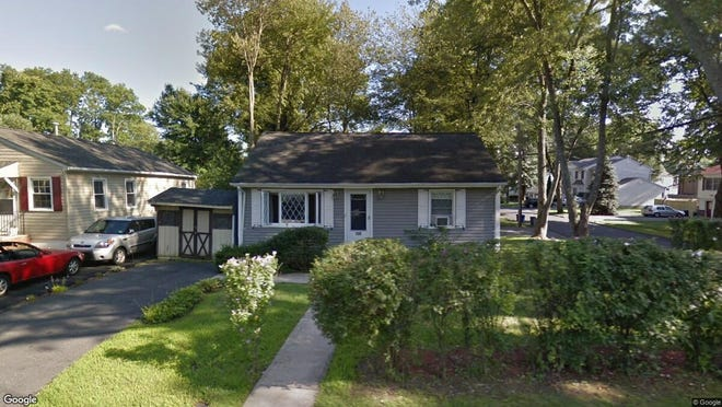This Google Street View image shows the approximate location of 120 Halsey Road in Parsippany-Troy Hills. The property at this address changed hands in August 2019, when new owner bought the property for $303,000.