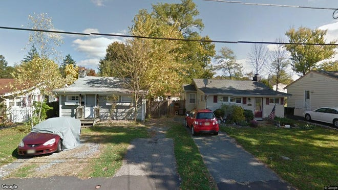 This Google Street View image shows the approximate location of 26 Ute Ave. in Parsippany-Troy Hills. The property at this address changed hands in September 2019, when new owners bought the property for $160,600.