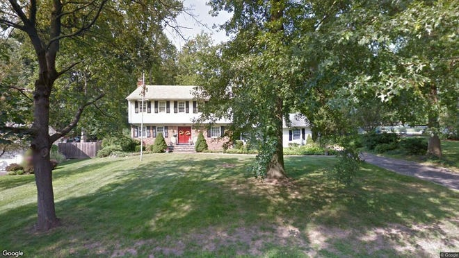 This Google Street View image shows the approximate location of 55 Townsend Drive in Florham Park. The property at this address changed hands in September 2019, when new owner bought the property for $681,250.