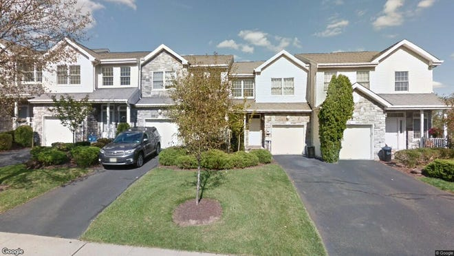 This Google Street View image shows the approximate location of 12 Emily Place in Parsippany-Troy Hills. The property at this address changed hands in August 2019, when new owners bought the property for $515,000.