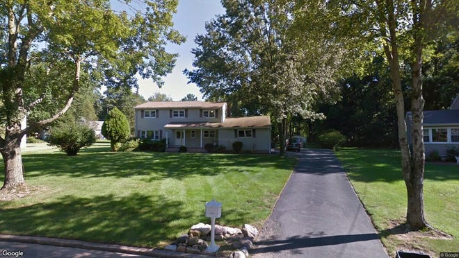 This Google Street View image shows the approximate location of 22 Eastbrook Road in Parsippany-Troy Hills. The property at this address changed hands in July 2019, when new owners bought the property for $617,000.