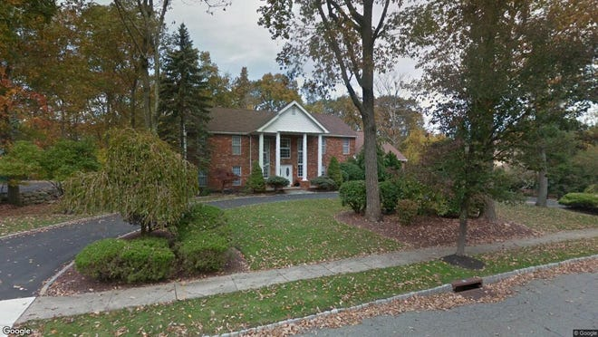 This Google Street View image shows the approximate location of 37 N. Ridge Road in Denville. The property at this address changed hands in August 2019, when new owners bought the property for $785,000.