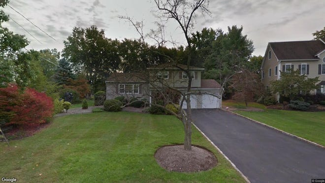 This Google Street View image shows the approximate location of 5 Manchester Way in Montville. The property at this address changed hands in September 2019, when new owners bought the property for $540,500.