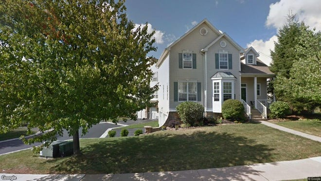 This Google Street View image shows the approximate location of 196 Winding Hill Drive in Mount Olive. The property at this address changed hands in June 2019, when new owner bought the property for $332,000.