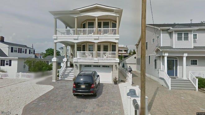 This Google Street View image shows the approximate location of 103 E. 19th St. in Long Beach Township. The property at this address changed hands in July 2019, when new owners bought the property for $1,712,500.