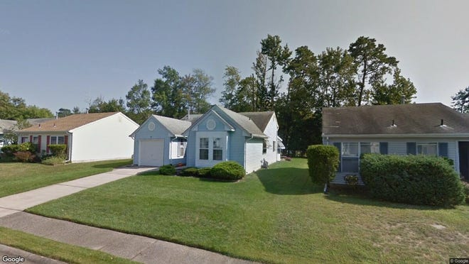 This Google Street View image shows the approximate location of 127 Mohican Lane in Little Egg Harbor. The property at this address changed hands in July 2019, when new owners bought the property for $135,000.