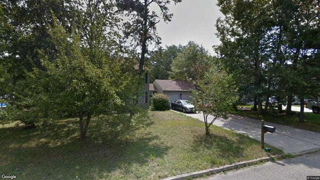 This Google Street View image shows the approximate location of 184 Royal Oaks Drive in Waretown. The property at this address changed hands in July 2019, when new owners bought the property for $310,000.